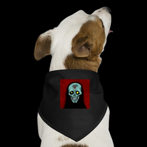 Ghost skull - Dog Bandana