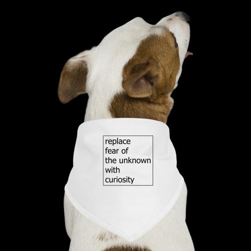 no fear - Bandana per cani