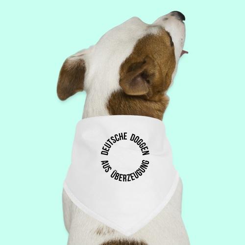 Doggen aus Überzeugung - Hunde-Bandana
