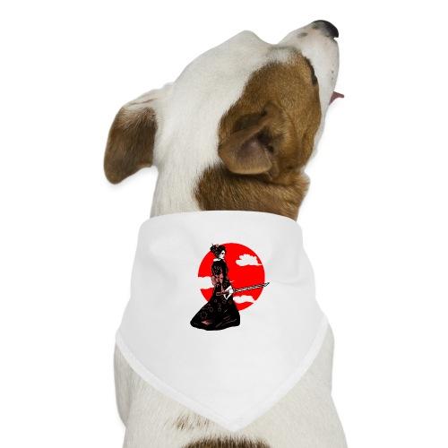 geisha tshirt - Honden-bandana