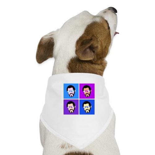 Baba warhol base - Bandana pour chien