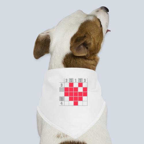 Heart Tshirt Women - Bandana pour chien