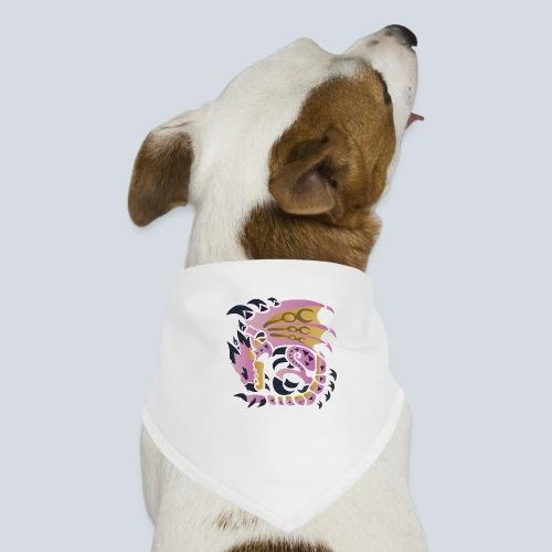 Rosa Rathalos - Hunde-Bandana
