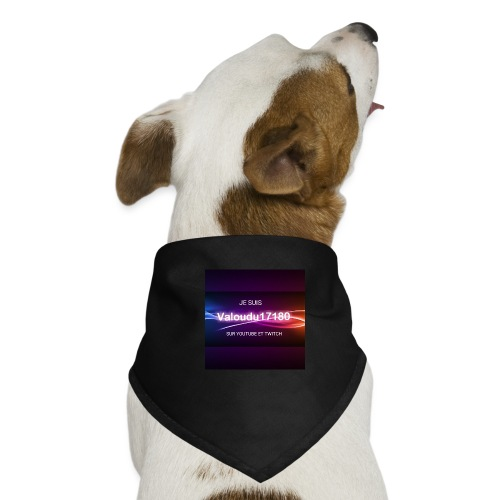 Valoudu17180twitch - Bandana pour chien