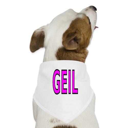 Holgator Geil - Hunde-Bandana