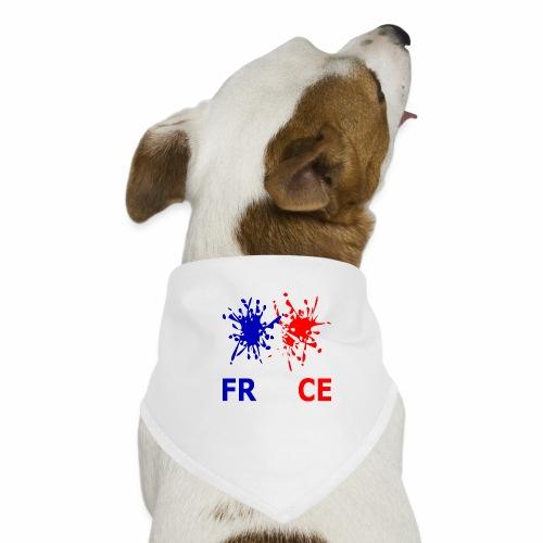 France - red white blue - Dog Bandana