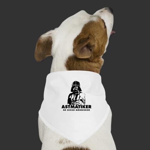 Astmatiker är också människor - Hundsnusnäsduk