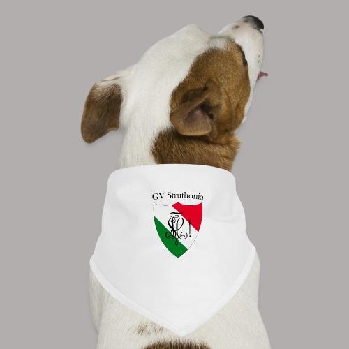 Wappen Struthonia (vorne) - Hunde-Bandana