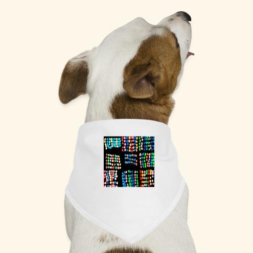 Pallini colorati - Bandana per cani