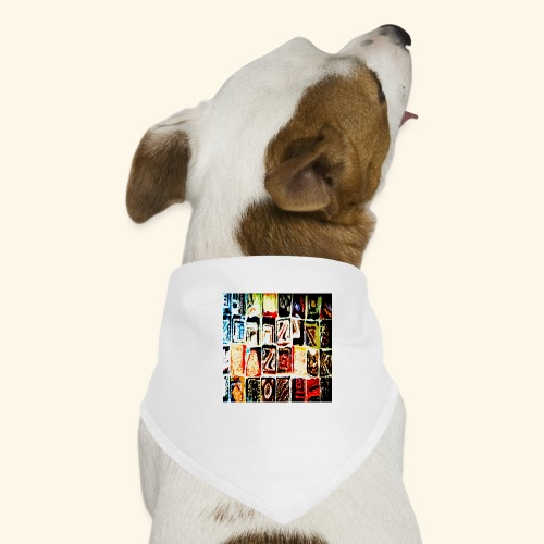 Mosaico - Bandana per cani