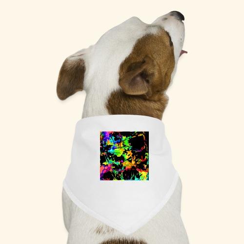 Fiamme colorate - Bandana per cani
