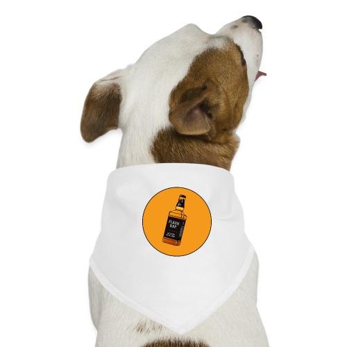 Logo Flash Rap - Bandana pour chien