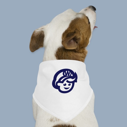 logo bb spreadshirt bb kopfonly - Dog Bandana