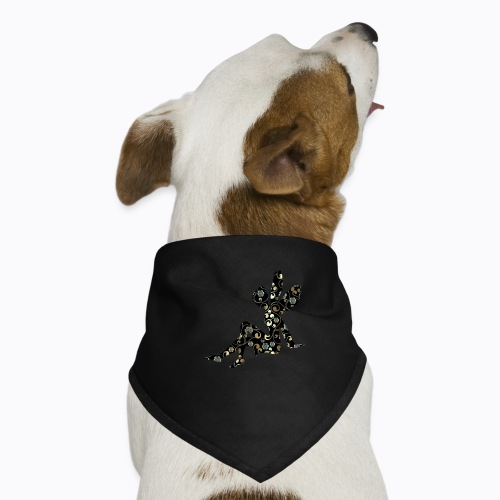 fairy abstract - Dog Bandana