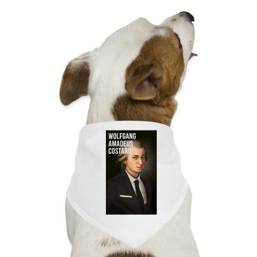 Wolfgang Amadeus Costard - Bandana pour chien