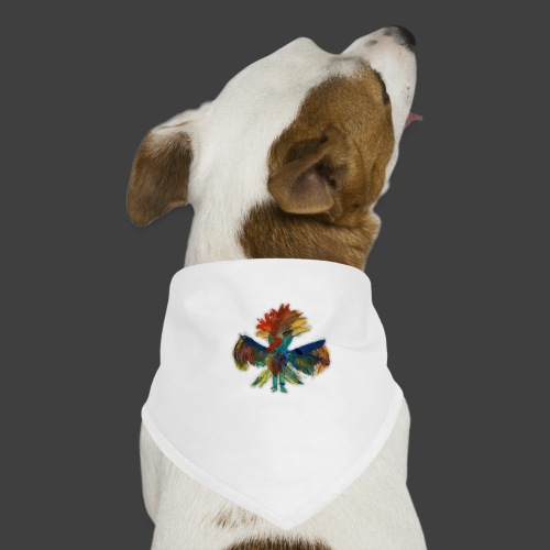 Mayas bird - Dog Bandana