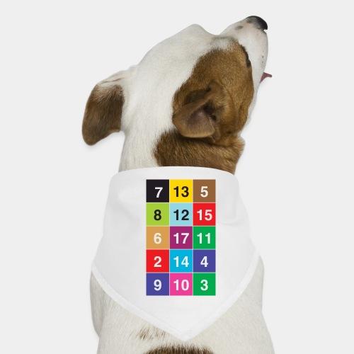 13 Nuancen von Zürich KIDS - Hunde-Bandana