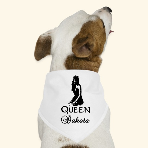 Queen Dakota - Dog Bandana