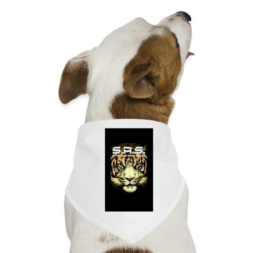 sas tiger wide jpg - Honden-bandana