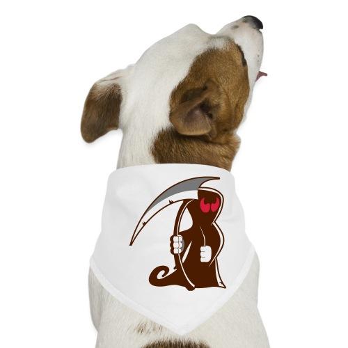 death - Bandana per cani