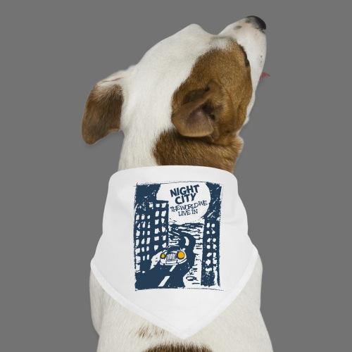 Night City - maailma, jossa elämme - Koiran bandana
