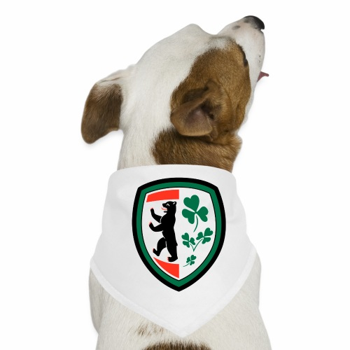 Berlin Irish D1 - Pañuelo bandana para perro