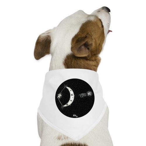 Shooting star (Estrella fugaz) - Pañuelo bandana para perro