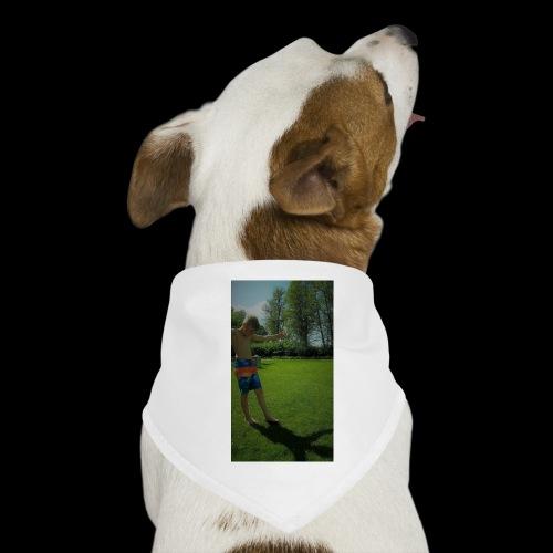 bild på Albin från i sommrast - Hundsnusnäsduk