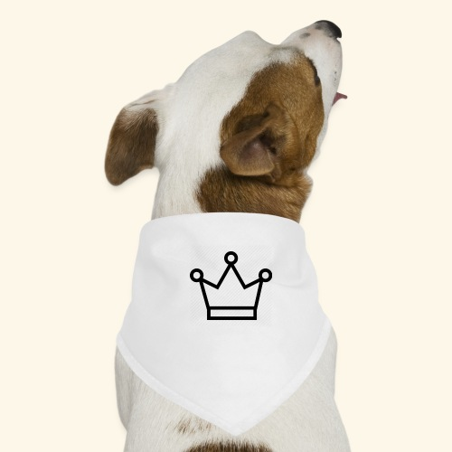 The Queen - Bandana til din hund