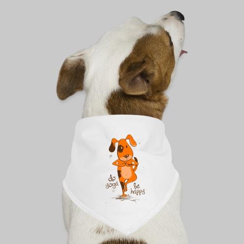 yoga dog - Hunde-Bandana