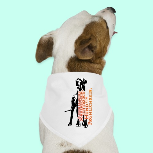 Hundesonnenschein - Hunde-Bandana