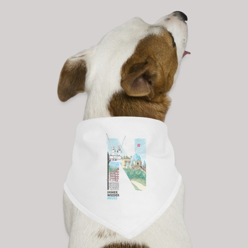 Immer wieder Neuss - Hunde-Bandana