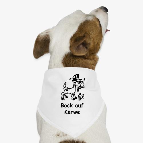 Bock auf Kerwe - Hunde-Bandana