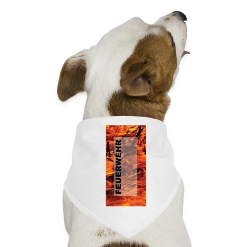 Feuerwehr Handycover - Hunde-Bandana