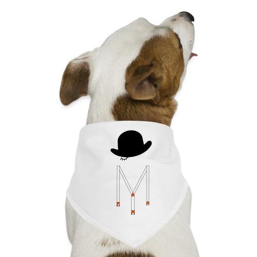 Orange Méca - Bandana pour chien