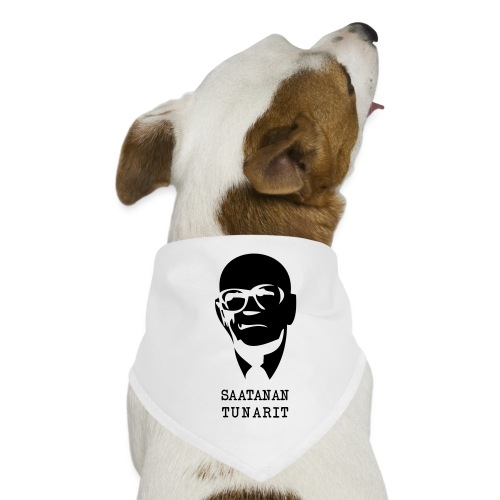 Kekkonen saatanan tunarit - Koiran bandana