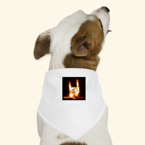fingers bomb - Bandana pour chien