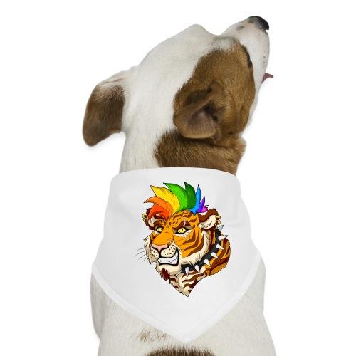 Punk Tiger - Bandana dla psa