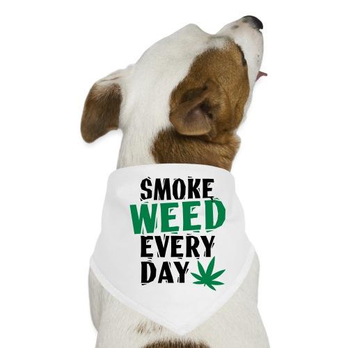 Smoke Weed Everyday Linovert - Bandana pour chien