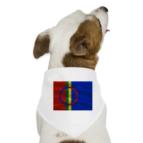 Sapmi flag - Hunde-bandana
