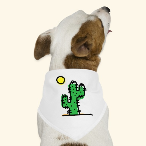 Cactus single - Bandana per cani