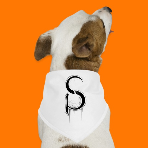 ASCP-sign-black transp - Dog Bandana
