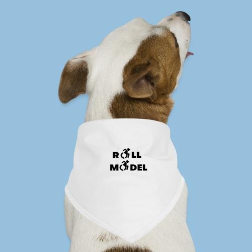 RollModel5 - Honden-bandana