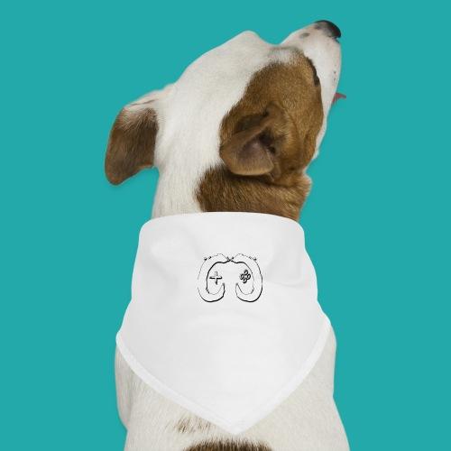 Crowd Control Logo - Dog Bandana