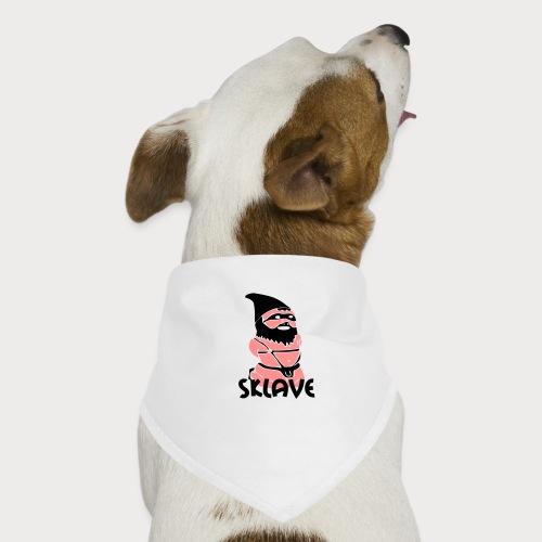 sklave zwerg - Hunde-Bandana