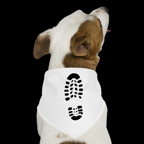 print boot - Bandana per cani