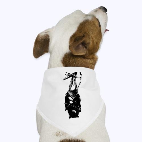 HangingBat schwarz - Hunde-Bandana