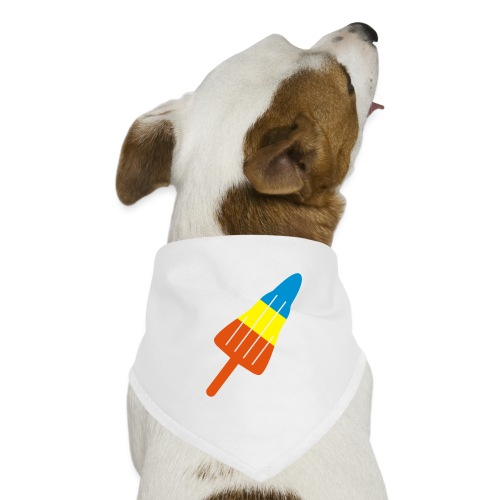ZOOM ROCKET LOLLY: choose three different flavours - Dog Bandana