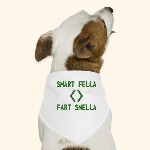 Smart fella - Bandana per cani