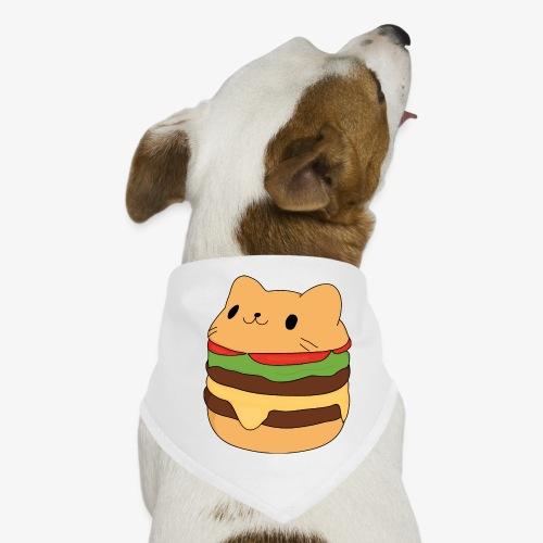 cat burger - Dog Bandana